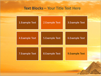 Egyptian Pyramids PowerPoint Template - Slide 48