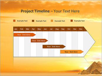 Egyptian Pyramids PowerPoint Template - Slide 5