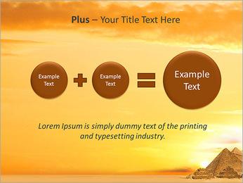 Egyptian Pyramids PowerPoint Template - Slide 55