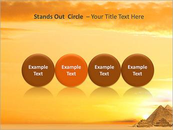 Egyptian Pyramids PowerPoint Template - Slide 56