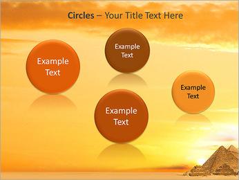 Egyptian Pyramids PowerPoint Template - Slide 57