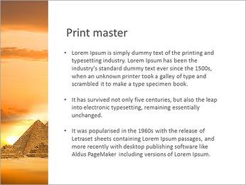 Egyptian Pyramids PowerPoint Template - Slide 76