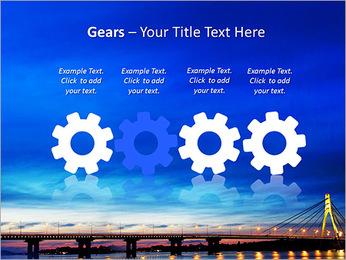 Ponte Grande Modelos de apresentações PowerPoint - Slide 28