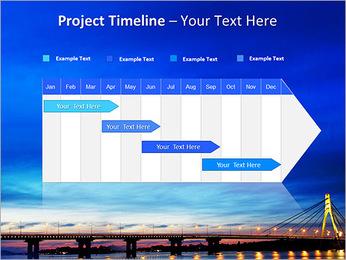 Ponte Grande Modelos de apresentações PowerPoint - Slide 5