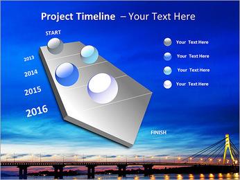 Ponte Grande Modelos de apresentações PowerPoint - Slide 6