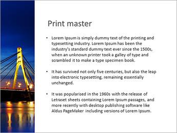 Ponte Grande Modelos de apresentações PowerPoint - Slide 76