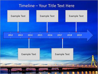 Ponte Grande Modelos de apresentações PowerPoint - Slide 8