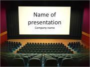 Cine Plantillas de Presentaciones PowerPoint