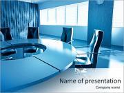 Office Modern Interior PowerPoint Templates