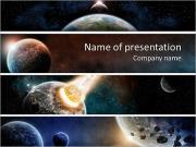 Planet System Modèles des présentations  PowerPoint