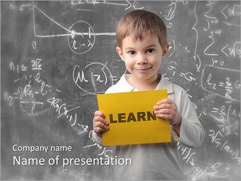 Importancia del aprendizaje Plantillas de Presentaciones PowerPoint