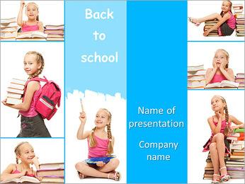 School Activity PowerPoint Template