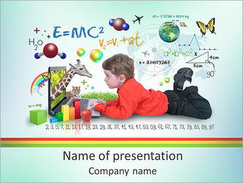 Interesting Learning Approach PowerPoint Template