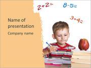 Math Class PowerPoint Templates
