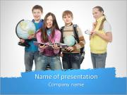 Schhol Subjects PowerPoint Templates