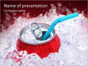 Refreshing Coke PowerPoint Templates