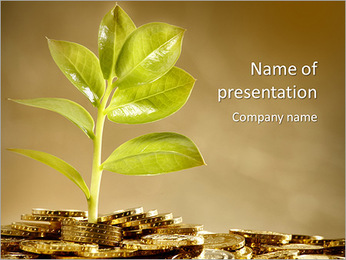 Plant Tree PowerPoint Template