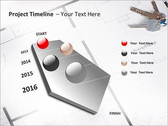 Arquiteto Projecto Modelos de apresentações PowerPoint - Slide 6