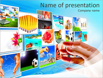Graphic PowerPoint Template