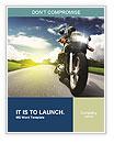 Motorbike Word Templates