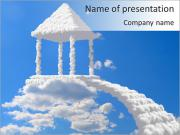 Summer House PowerPoint Templates