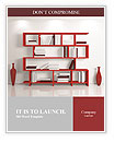 Red Shelf Word Templates