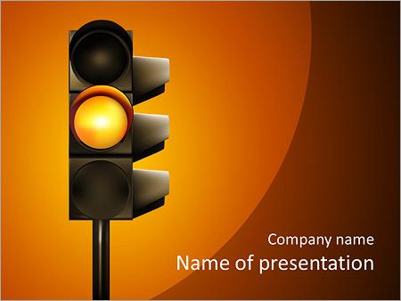 Changing traffic light powerpoint template backgrounds google changing traffic light powerpoint template slide 1 maxwellsz