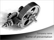 Metal Mechanism PowerPoint Templates