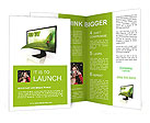 3D TV Brochure Templates
