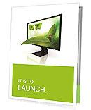 3D TV Presentation Folder