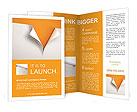 Paper Design Brochure Template