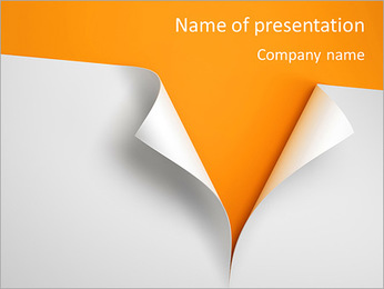 Paper Design PowerPoint Template