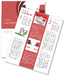 Two Chairs Newsletter Templates
