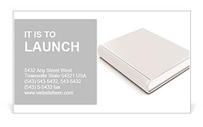 Business Notebook Business Card Templates