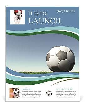 football flyer templates microsoft word