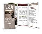 Business Trip Brochure Templates