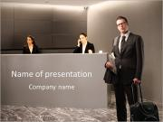Business Trip PowerPoint Templates