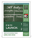 SWOT Analysis Poster Templates