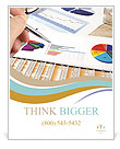 Financial Analys Poster Templates