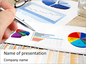 Financial Analys PowerPoint Template