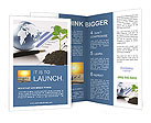 Ecology Investment Brochure Templates