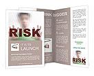 Risk Level Brochure Templates