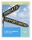 Threat And Opportunity Word Templates