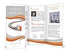 Effect Of Domino Brochure Templates