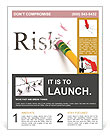 Reduce Risk Flyer Template