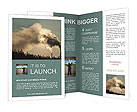 Industry Polluted Area Brochure Templates