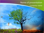 Changing Season PowerPoint Templates