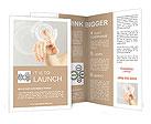 Virtual Button Brochure Templates