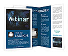 Webinar On-line Brochure Templates