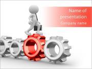 Promotion Mechanism PowerPoint Templates
